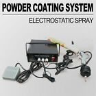 Original Portable Powder Coating system paint spray Gun PC03-5 With 2 Cups