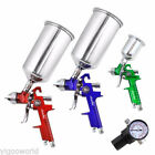 1.4mm HVLP Air Spray Gun Kit Professional Spray Gun Gravity Feed Paint Sprayer