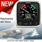 Raymarine E70061│i60 Wind Instrument Display│Analogue & Digital│For Sailboaters