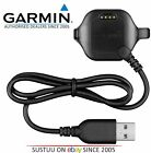 Garmin Charging/Data Cradle│USB Cable│For Small Forerunner FR 25 GPS Watch│Black