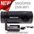 Snooper DVR-WF1 Car Dashcam│GPS Camera│1080p Full HD Driving Video Recorder│WiFi
