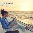 "Kindle Oasis E-reader - Graphite, 7"" High-Resolution Display (300 ppi),..."