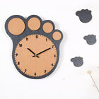 High Precision Battery Operated Wall Clock Hanging Indoor Decoration for Bedroom