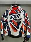 FXR HELIX ISOC AMSOIL SNOCROSS TEAM WINTER SNOWMOBILE JACKET -Small  or  XL -NEW