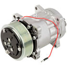 OEM AC Compressor & A/C Clutch For Specialty and Performance Sanden 1980 - 2012