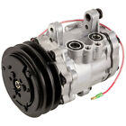 AC Compressor & A/C Clutch Replaces Sanden SD7B10 7170