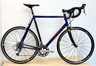 Serotta CX II XL XXL 10spd triple Steel road bike. Just rebuilt & refreshed