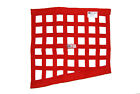RJS SAFETY Triangle Red Window Net P/N 10000104