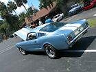 1966 Ford Mustang pony 1966 mustang fastback MINT CONDITION. Ice Blue and Wimbledon White.