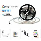 LDH  LED Light Strip Compatible with Alexa, Google Home, IFTTT, Wifi Wireless Sm