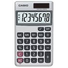 Wallet Solar Calculator With Large Easy-To-Read 8-Digit Display