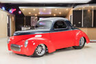 1940 Willys Custom  1940 Willys Coupe LS1 5.7L, 4L60E AUTO,ART MORRISON CHASSIS, A/C,PS,4-WHEEL DISC