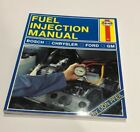 Haynes #482 FUEL INJECTION MANUAL Bosch/Chrysler/GM/Ford