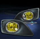 12-16 CHEVY SONIC BUMPER DRIVING FOG LIGHT LAMP YELLOW W/COVER+HARNESS+SWITCH