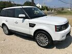 2013 Land Rover Range Rover Sport Supercharged 2013 Land Rover Range Rover Sport