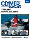 CLYMER MANUALS YAMAHA 9.9-100 HP FOUR-STROKE OUTBOARDS, 1985-1999 B788 1