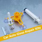 7PCS Car Auto Glass Windshield Windscreen Repair Instrument Set DIY Repair Kits