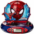 MARVEL ULTIMATE SPIDERMAN PROJECTOR ALARM CLOCK RADIO NEW by LEXIBOOK SPIDER-MAN