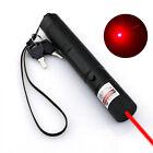 650nm 1mW 301 Red Light Laser Pen Pointer Lazer Adjustable Focus Visible Beam