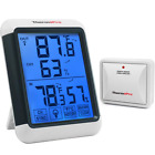 ThermoPro TP65 Digital Wireless Hygrometer Indoor Outdoor Thermometer Temperatur