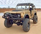 1976 Ford Bronco  Ford Bronco Classic 1976 Comprehensive Frame-Off Modification / Restoration