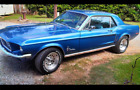 1968 Ford Mustang  1968 FORD MUSTANG ALL ORIGINAL