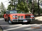 1975 Oldsmobile Eighty-Eight 88 ROYAL 1975 Olds 88 Conv. enhanced 455, 350 + HP,  Nice Condition, top and paint new