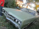 1969 Ford Galaxie LTD VERY RARE 1969 L.T.D. COUPE -390-AUTOMATIC-GARAGE FIND (20yrs)VERY RESTORABL