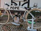 1910 Other Makes POPE 1910 board track racer  Pope Indian Harley Davidson board track racer replica, boardtracker