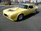 1970 Pontiac Firebird TRANS AM 70 TRANS AM TRIBUTE ( BEST AROUND ) CUSTOM CLASSIC STREET ROD HOT ROD SHOW & GO