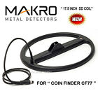 "MAKRO COIN FINDER CF77  17.5"" DD Metal Detector SEARCH COIL C45"