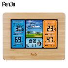FanJu FJ3373 Weather Station Barometer Thermometer Hygrometer Wireless Sensor LC