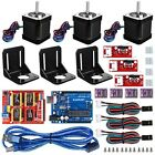 Professional CNC Kit for arduino, kuman GRBL CNC Shield +UNO R3 Board + RAMPS 1.