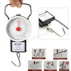 Mini 22kg 50lb Portable Luggage Weight Hook Scale Hanging Travel Kitchen Home