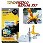 Car Windshield Repair Kit Phone Screen Glass Auto Windscreen Crack Chip Tool Set