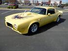 1970 Pontiac Firebird TRANS AM 70 TRANS AM TRIBUTE ( BEST AROUND ) CUSTOM CLASSIC STREET ROD HOT ROD SHOW & GO