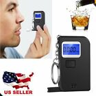 LCD Digital Alcohol Tester Police Breath Breathalyzer Test Analyzer Detector US