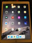 Apple iPad Pro 2nd Gen. 256GB, Wi-Fi, 12.9in Gold, Cracked Screen - STILL WORKS