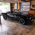 1979 Fiat 124 Spider Convertible FIAT 124 SPIDER 1978 with 1800 LOTS OF NEW ! NICE COLOR COMBO