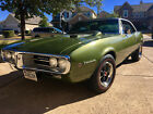 1967 Pontiac Firebird  1967 Firebird 400.  Total restoration, mechanical and cosmetic. PHS certified