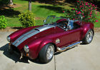 1965 Shelby Cobra Backdraft Racing 1965 Cobra Backdraft