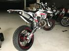 2017 Husqvarna te 300  2017 Te 300 SuperMoto Fully Tricked out only 600 miles