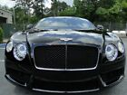 2014 Bentley Continental GT GT V-8 Mulliner 7500 Miles!! Factory Extended Warr. Mulliner Package, No Accidents!!