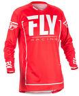 Fly Lite Hydrogen Jersey 2XL Red/Grey 371-7222X