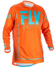 Fly Lite Hydrogen Jersey XL Orange/Blue 371-728X