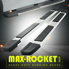 """For 17-20 FORD F250 Superduty Crew Cab 6"""" Running Board Nerf Bar Side Step S/S S"""