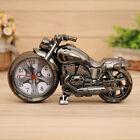 Car Clock Motorcycle Model Dashboard Clock Automotive Styling in Car Decor Black