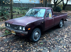 1978 Datsun Other  1978 Datsun 620 pickup. Longbed with 5-speed transmission. Very low miles