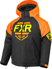 FXR Youth Childs Kids Boys CLUTCH Sledding SNOW JACKET COAT Parka -Size  10 -New