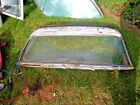 1958 Chevrolet Station Wagon Rear Window Back Glass Custom Etched GR8 58 Look!